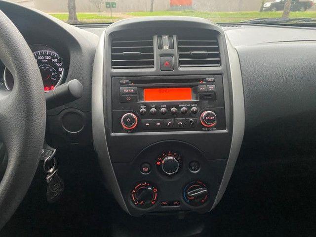 Nissan Versa sv 1.6 flex cvt automatico - Foto 17