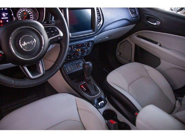 Jeep Compass 2.0 16V FLEX LONGITUDE AUTOMATICO - Foto 15