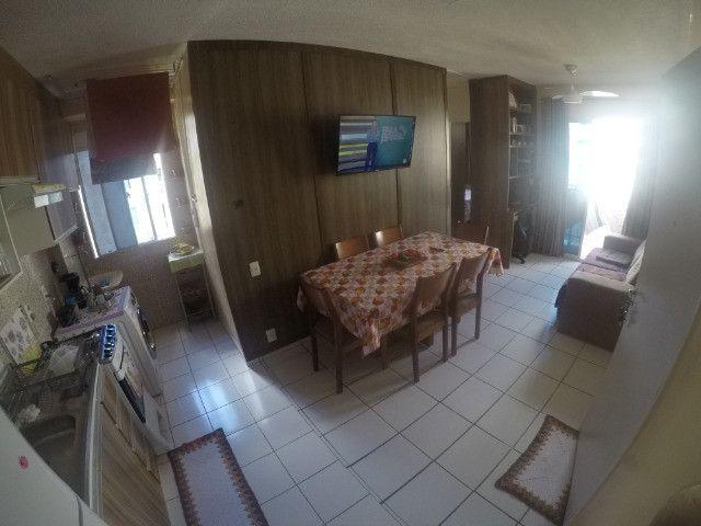 Vendo apartamento no condomínio Itacaré na Praia da Baleia / 2 quartos com varanda - Foto 17