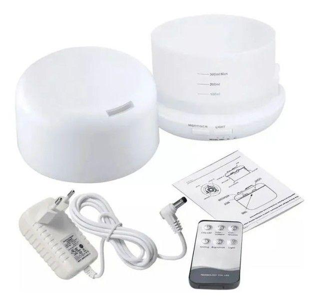 Vendo Aromatizador, Umidificador e Difusor De Ar Ultrassônico - Foto 2