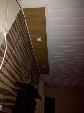 Forro PVC já instalado  - Foto 6