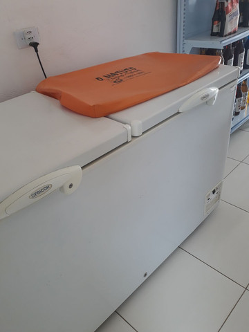 Frizer seminova fricon PARA VENDER LOGO - Foto 3