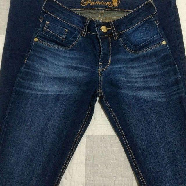 Calça jeans polo Nº 36 (nova) - Foto 2