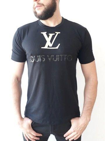 Camiseta Louis Vuitton - Foto 2