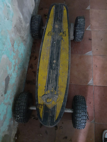 Skate elétrico TWODOGS - Foto 3