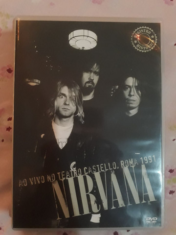 DVDs Nivana