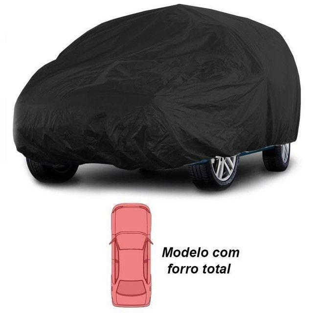 Capa em couro ecológico  para carro - Foto 4