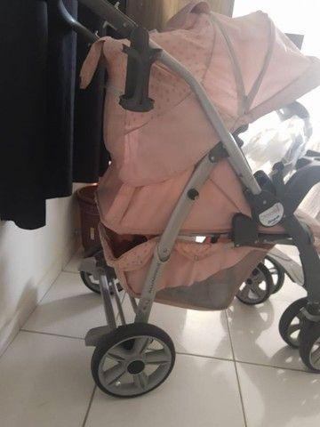 Carrinho de bebe burrigoto  - Foto 4