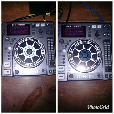 Par de CDJ DENON DJ S1000