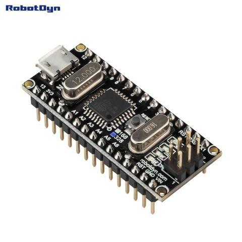 Arduino Nano V3 ATmega328p MicroUSB (RobotDyn)