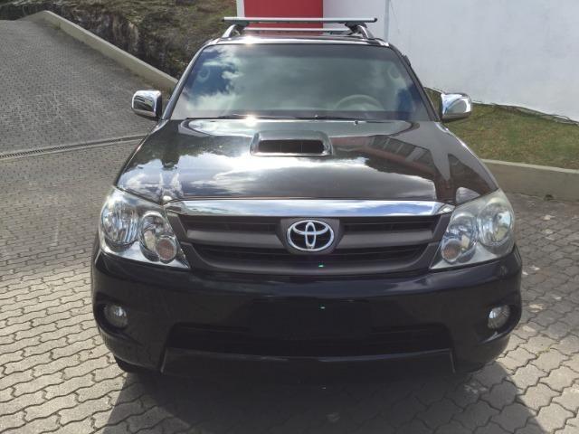 Toyota Hilux SW4 3.0 diesel Blindada 3A - Foto 9