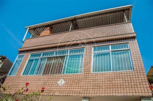 Casa de condomínio à venda com 5 dormitórios em Meier, Rio de janeiro cod:811279