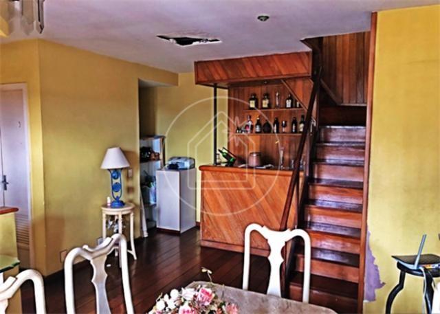 Apartamento à venda com 3 dormitórios em Meier, Rio de janeiro cod:827240