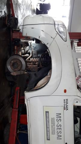 Borracha para chassi do motor Da Hilux e L200