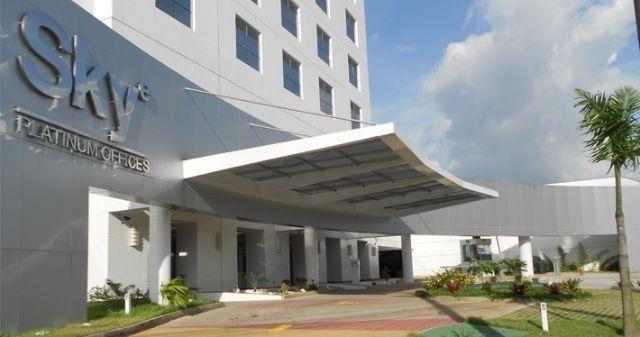 Sala Skye Platinum 32 m2 com Condomínio Incluso