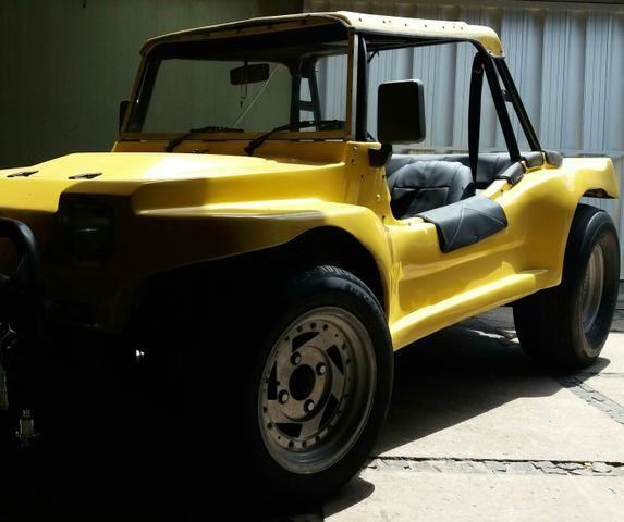 Buggy Amarelo