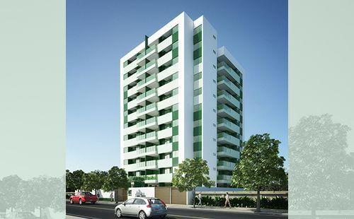 Hit - Apartamento 3 quartos, 2 suítes, varanda, 2 vagas, no Stella Maris
