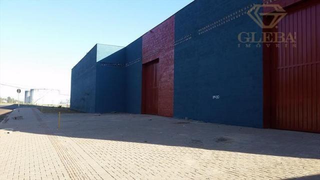 Barracão comercial, Cilo 3, Londrina, 508,82m² BA0008 - Foto 5