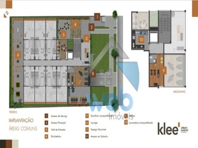 Apartamento, planta, ecoville, financiamento - Foto 16
