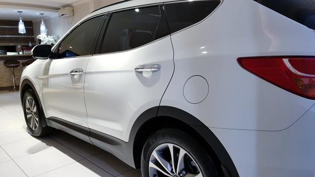 Hyundai Santa Fé 2015 Raridade 3.3 7 Lugares 270cv 28.000 Km Zerada - Foto 3