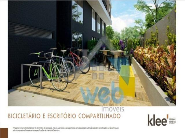 Apartamento, planta, ecoville, financiamento - Foto 9