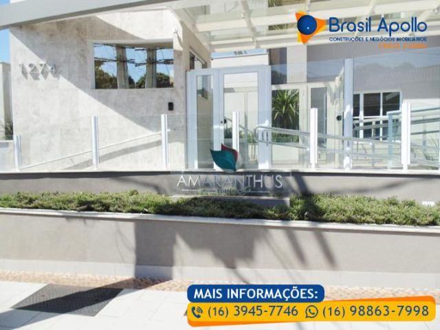 Ap. 3 Suítes, 2 Banheiros Ed. Amaranthus no Centro em Sertãozinho - Foto 18