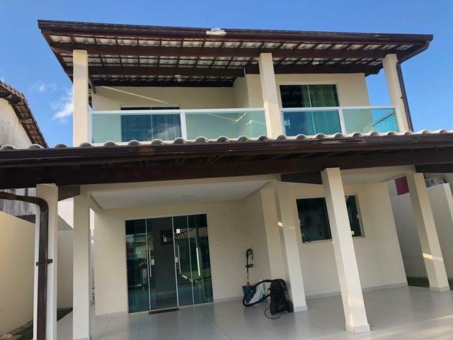 Casa com 3/4 Sendo 2 Suítes, Closet e Dependência. Piatã- Salvador