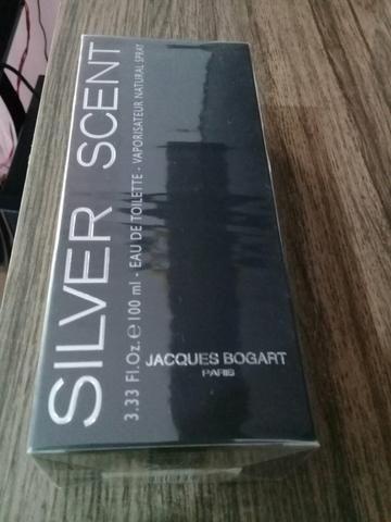 Jacques bogart Silver Scent 100ml original novo lacrado São Caetano do Sul SP