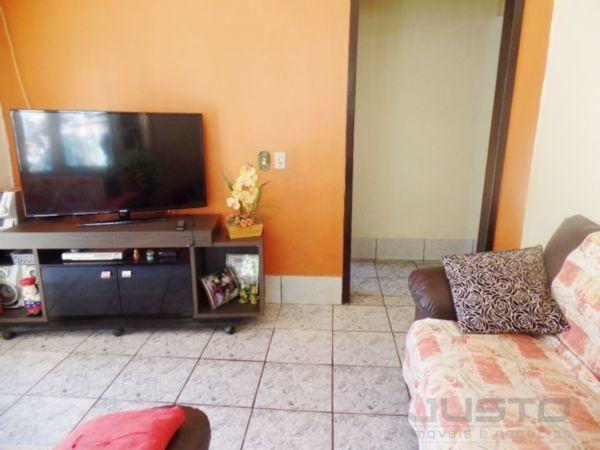 Casa à venda com 2 dormitórios em Santos dumont, São leopoldo cod:7278 - Foto 4