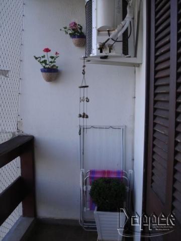 Apartamento à venda com 2 dormitórios em Centro, São leopoldo cod:11755 - Foto 18