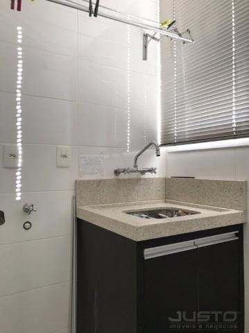 Apartamento à venda com 3 dormitórios em Centro, São leopoldo cod:8944 - Foto 9