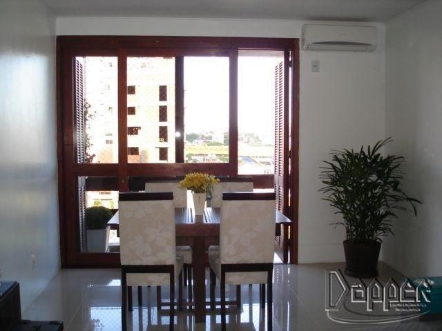 Apartamento à venda com 2 dormitórios em Centro, São leopoldo cod:11755 - Foto 3