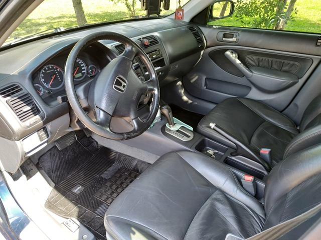 Honda Civic LX 1.7 - Foto 3