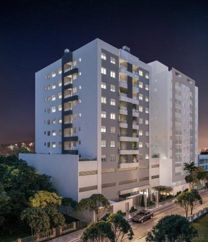 Apartamento à venda com 3 dormitórios em Centro, São leopoldo cod:9704 - Foto 2