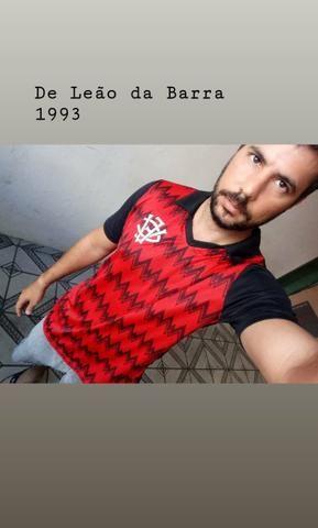 Camisa Vitória retrô 1993 - Foto 2