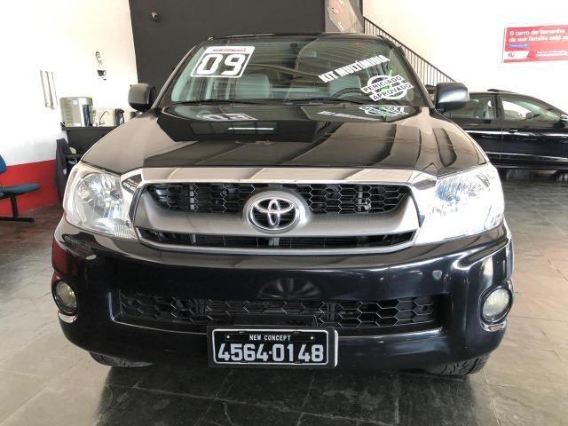 Toyota Hilux SR 4X2 2.7 16V Cabine Dupla 4P Gasolina - Foto 2