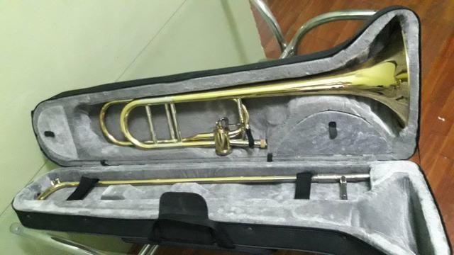 Trombone de vara com rotor - Foto 2