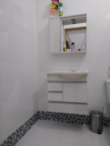 Bela Casa Linear com Quintal - Condomínio Próx. a Est. Iaraquã (Brito) - Foto 15