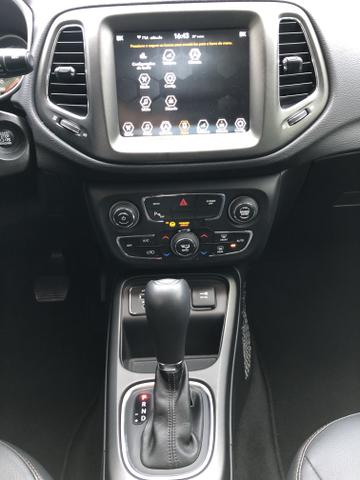 Jeep Compass Longitude flex 2018 impecavel unico dono - Foto 14