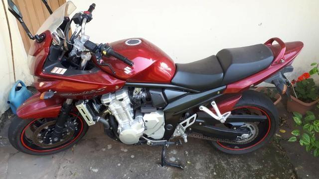 Moto suzuki bandit S 1250 cc gasolina (A melhor) - Foto 2