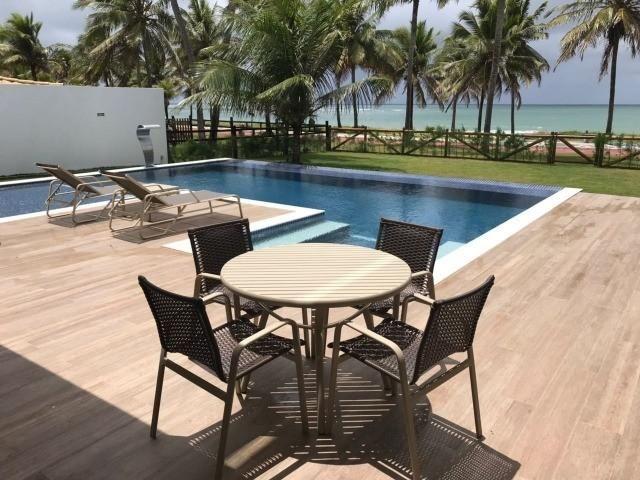 Guarajuba - casa de luxo totalmente mobiliada. venda e temporada. - Foto 2
