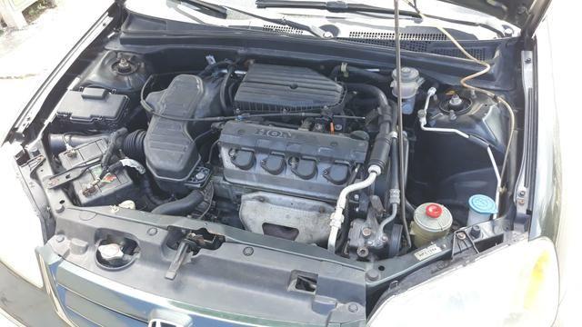 Honda Civic 2002 aut - Foto 9