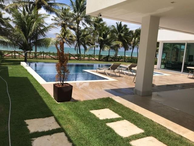 Guarajuba - casa de luxo totalmente mobiliada. venda e temporada. - Foto 3