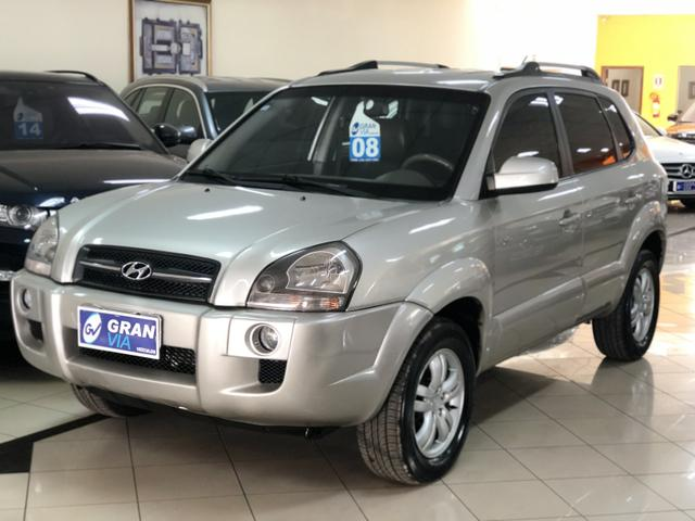 Hyundai tucson 2008/2008 2.7 mpfi gls 24v 175cv 4wd gasolina 4p automático