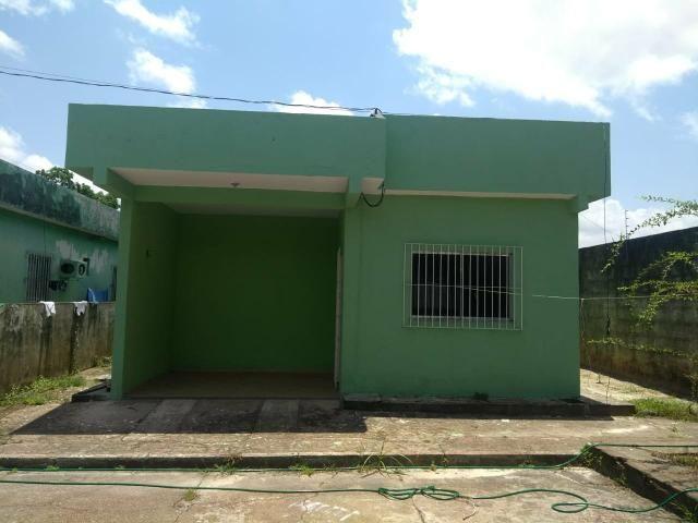 Cactos Centro de Ananindeua 150 metros da BR casas 2/4 em condomínio fechado com laje - Foto 2