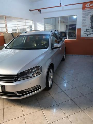 Passat variant 2.0 turbo exclusive 2014