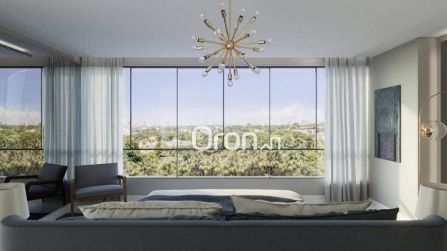 Apartamento à venda, 365 m² por R$ 2.736.000,00 - Setor Marista - Goiânia/GO - Foto 14