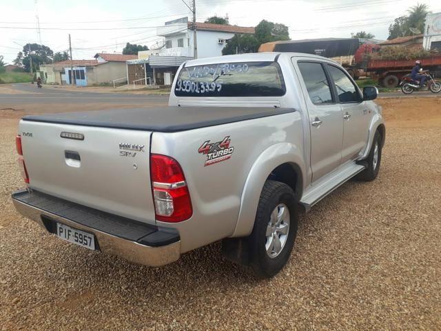 Hilux 2014/4 STD 4x4 Diesel (Aceito Troca carro de maior ou menor valor) - Foto 5