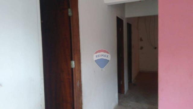 Ótima oportunidade de investimento, Casa com 3 quartos, sala, cozinha e banheiro com, 59 m - Foto 6