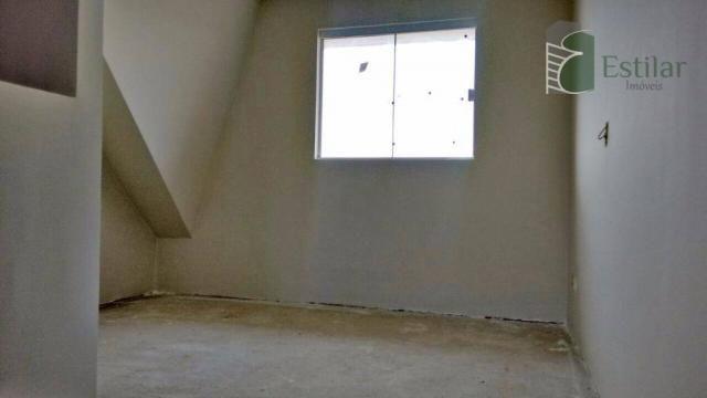 Sobrado 03 quartos (1 suíte) no Alto Boqueirão, Curitiba. - Foto 15